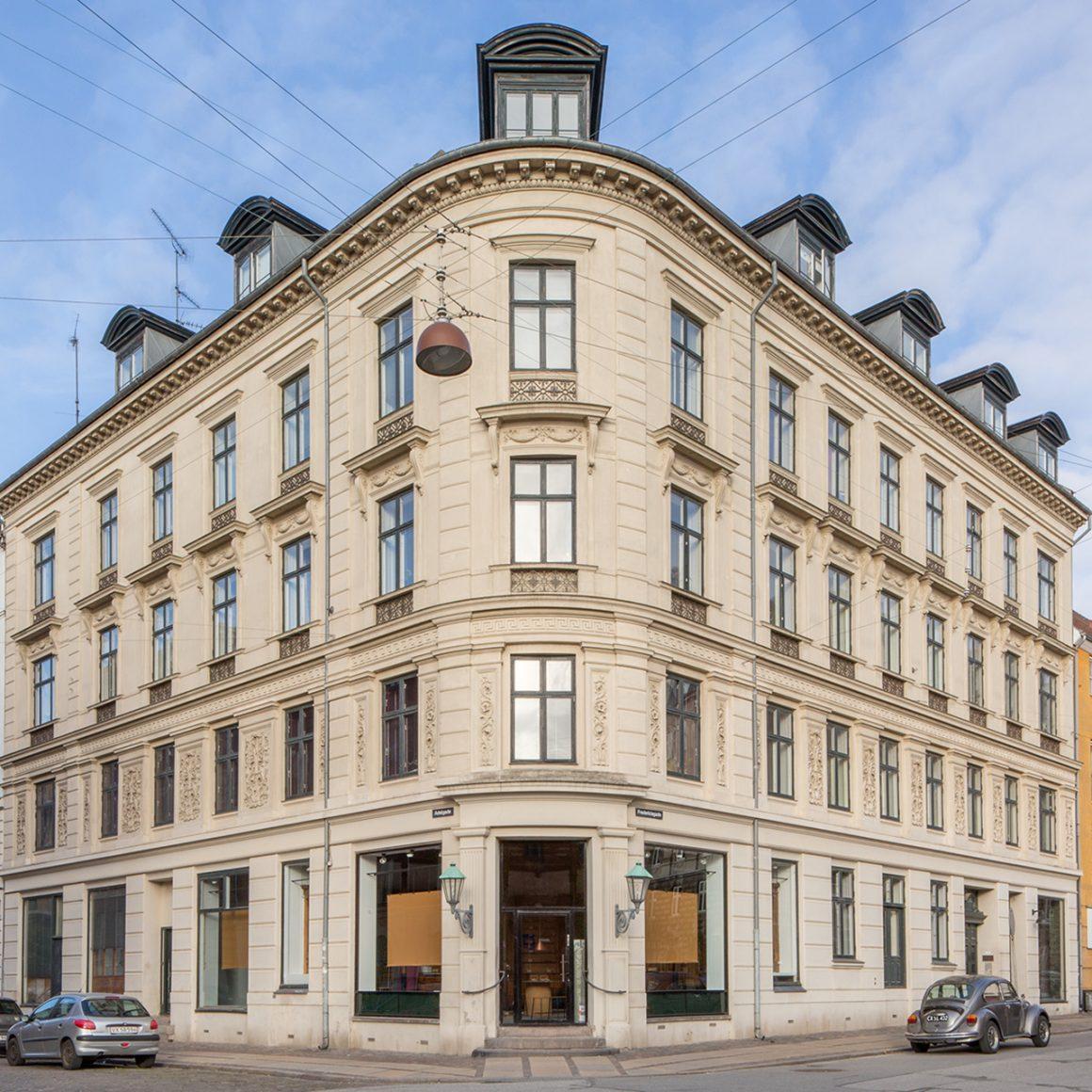 Retail / Residential, Copenhagen